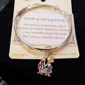 Mom and daughter bangle